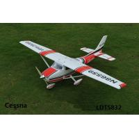 Buy cheap 2.4G 6CH RC glider TS832 6ch Cessna rc giant scale rc airplane,Brushless motor R/C plane from wholesalers