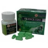 Buy cheap T235 Natural Male Enhancement Pills Powerful Sex Medicine For Men France from wholesalers