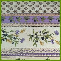 Buy cheap France print designs of sublimation printing table decration tablecloths from Wholesalers