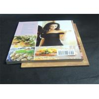 Buy cheap Gloss Lamination Customized Cookbook printing , hardcover photo book printing from wholesalers