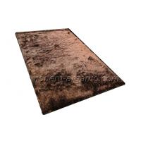 Buy cheap Contemporary Polyester Area Carpets, 150D Soft Silky Shaggy Rug Carpet from wholesalers