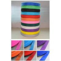 Buy cheap Factory price customized knitted nylon webbing for garments,shoes,bags from wholesalers