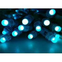Buy cheap IC DMX 12MM Led Pixel , RGB Full Color  LED Pixel Light  For LED Backlight from wholesalers