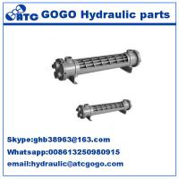 Buy cheap SL-303 excavator oil cooler Hydraulic control parts Maximum pressure ≤1.6MPa from wholesalers