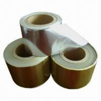 Buy cheap 2012 Hot Sale Wax/Glue Laminated Aluminum Foils with Paper from wholesalers