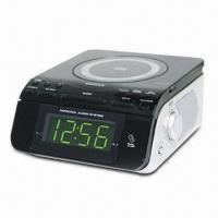 Buy cheap CD Player with Clock Radio, Dual Alarm and FM Wire Antenna from wholesalers