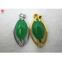 Buy cheap Simple Fashion Metal Bridal Jewelry Charms Pendants Gold Filled product