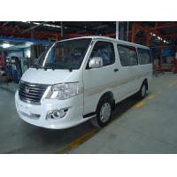 Buy cheap High Bearing Capacity Luxurious White Mini Bus Van With Air Bag from wholesalers