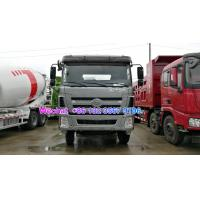 Buy cheap LHD & RHD 6x4 Tri-Ring 375HP 8--12CBM concrete cement mixer truck for Philippines from wholesalers