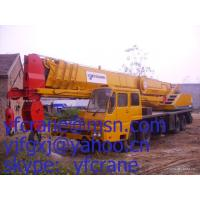 Buy cheap TADANO TG550E,  50 TON USED MOBILE CRANE,  50 TON TRUCK CRANE,  50 TON HYDRAULIC CRANE,  TADANO 50 TON CRANE,  50 TON USED CRANE,  FOR SALE CHEAP from wholesalers