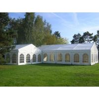 Buy cheap 15mx20m Large Event Marquee Tent Camouflage Shelter With Wooden Flooring from wholesalers