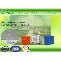 Ethylene Glycol Monoethyl Ether Acetate For Nitro - Cellulose , Ethyl Diglycol Acetate