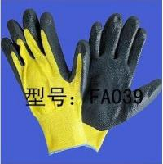 Buy cheap 13 Gauge Kevlar Cut resistance Glove Nitrile Palmed from wholesalers