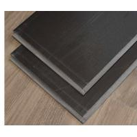 Buy cheap anti-bacterial wear resistant uv coating embossed PVC click vinyl flooring planks from wholesalers