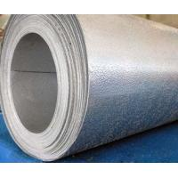 Buy cheap Roofing Embossed Aluminium Sheet Coil 1050 3003 8011 0.32mm - 0.65 mm Continuous Casting from wholesalers