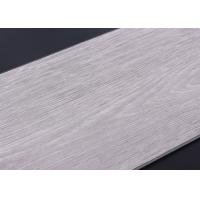 Buy cheap 6.0mm Thickness Wood Plastic Composite Flooring Wear - Resisting With Cork Back product