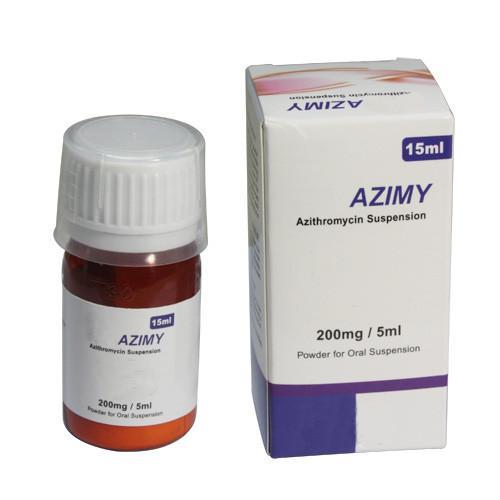 Oral Suspension Zithromax