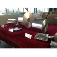 Buy cheap Carryout Aluminium Foil Food Containers , Custom Disposable Foil Dishes from wholesalers