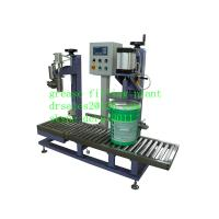 Buy cheap Grease filling plant sellers from wholesalers