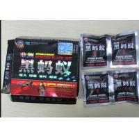 Buy cheap African Black Ant Pills Herbal Sex Medicine Male Enhancement Capsule from wholesalers