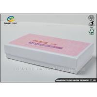 Buy cheap Personal Designed Cosmetic Delivery Box , Makeup Packaging Boxes Matt Lamination product
