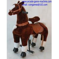 Buy cheap Amusement Park Mechanical Animal Kids Horse Ride For Sale from wholesalers