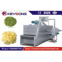 Buy cheap SteamTunnel Fruit Drying Equipment , Stainless Steel Fruit Dehydration Machine from wholesalers