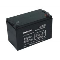Buy cheap 12V 100Ah Rechargeable Sealed Lead Acid Battery For Power Systems from wholesalers
