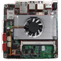 Buy cheap Amd1.6GHz Dual Core 1m Cache (Dual Core) Nano-Itx Motherboard Support 1080p (ITX-A8HD) from wholesalers