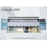 Buy cheap Indoor Solvent Wide Format Printing Machines High Precision Challenger 3266E from wholesalers