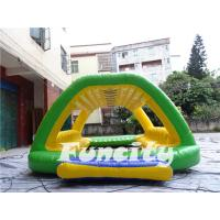 Buy cheap Colorful Inflatable Water Sport Toys For Kids / Lake Floats And Loungers from wholesalers