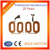 Buy cheap JINLE  Starter Field Coil 12V 7.5 KW With CW Rotation / F Insulation from wholesalers