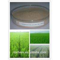 Buy cheap 100%Water soluble compound amino acid 55%powder from wholesalers