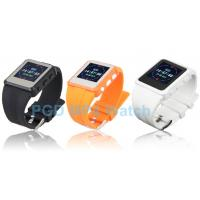 Buy cheap Fashion MP4 MP3 Watch Video Player 1.8 Inch Screen with E-book AD868 Black from wholesalers