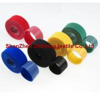 Buy cheap OEM wholesale flexible AB double sided nylon cable organizer product