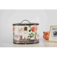 Buy cheap Travel Cosmetic Makeup Storage Bag Lockable Light Weight With Big Capacity from wholesalers