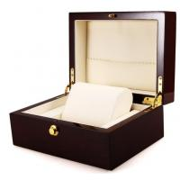 Buy cheap Luxury Watch Storage Bespoke Wood Gift Packaging Boxes 180*130*90mm from wholesalers