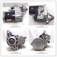 Buy cheap 128000-2450 FOR ISUZU STARTERS 1-81100230-0 from wholesalers