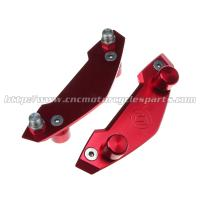 Buy cheap SUZUKI CNC Milled Engine Case Sliders , Engine Guards For Motorcycles from wholesalers