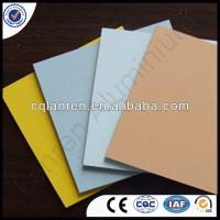 Buy cheap PVDF High Quality aluminum wall cladding ACM aluminum composite panel from wholesalers