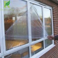 Buy cheap 0.025-0.2mm Clear Transparent Self Adhesion Windscreen Protector Film from wholesalers