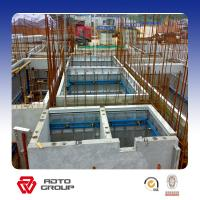Buy cheap Recyclable Architectural and High-efficiency Aluminium Peri Formwork For Concrete from wholesalers