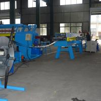 Buy cheap Servo Cutting High Speed Strut And Track Roll Forming Machine With Long Life from wholesalers