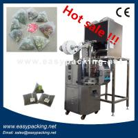 Buy cheap automatic nylon and PET tea bag making packing machine price from wholesalers