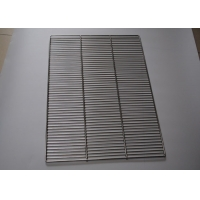 Buy cheap Polishing 72x35cm Sus304 Wire Mesh Tray For Bakery from wholesalers