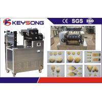 Buy cheap Single Screw Extruder Food Processing Machinery , 2d 3d Snacks Pellet Making Machine from wholesalers
