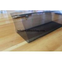 Buy cheap Custom Black Fiberglass Screen Mesh Door Fly Screens In 18X16 Mesh from wholesalers