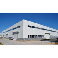 Buy cheap Durable and Low cost Prefab Steel Structure Warehouse for Sal from wholesalers