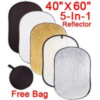 Buy cheap Collapsible 5-in-1 Photo Reflector product