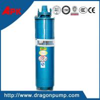 Buy cheap Hot sale CE engine submersible water pump with gasoline water pump from wholesalers
